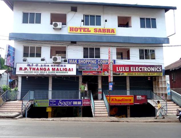 Hotel-Sabra